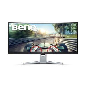 ECRAN ORDINATEUR BenQ EX3501R Écran Gaming incurvé de 35 pouces, WQ