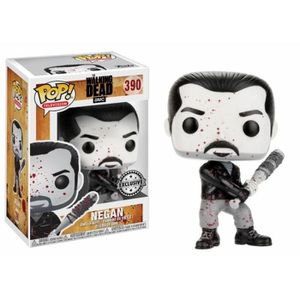 FIGURINE - PERSONNAGE Figurine Funko Pop! The Walking Dead: Negan éclabo