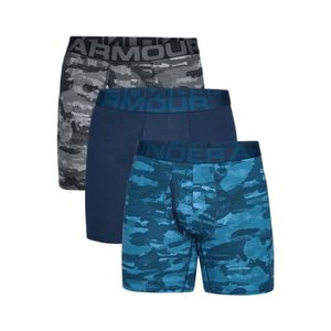 BOXER - SHORTY Pack de 3 Boxers Under Armour CHARGED COTTON - Ref