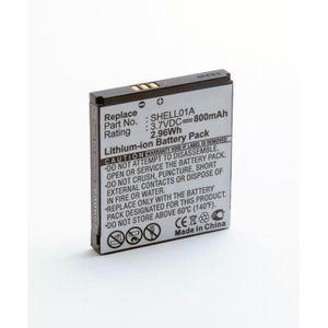 Batterie téléphone Batterie téléphone, smartphone, GSM 3.7V 800mAh -