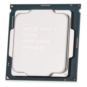 PROCESSEUR Intel Core i7 8700 Processeur Hexa-core CPU 3.2GHz