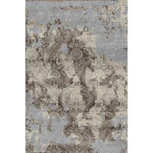 TAPIS THEMA  Tapis de salon  100% polyester 120x170 - Ma