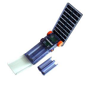 CHARGEUR DE PILES Chargeur solaire LR6 (AA) et LR3 (AAA) - Multicolo