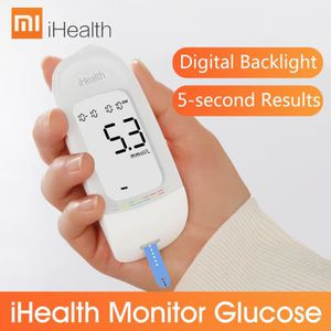 FLEUR ARTIFICIELLE Xiaomi Mijia iHealth Moniteur Test de glucose Kit