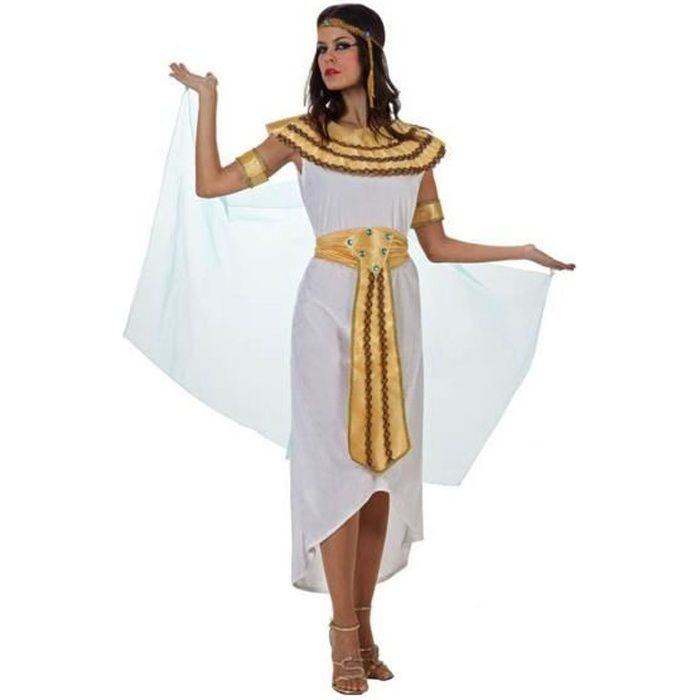 ATOSA Déguisement Egyptienne - Panoplie Adulte