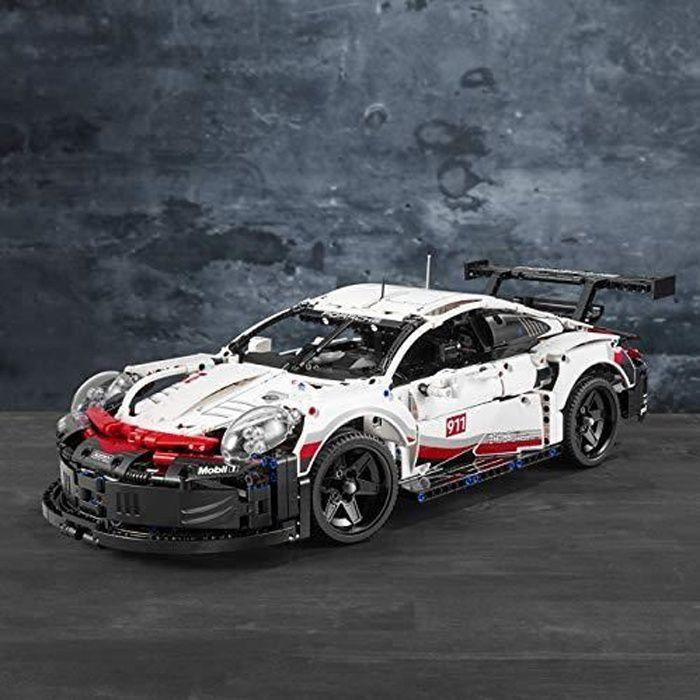 LEGO® Technic Porsche 911 RSR Jeu voiture, 10 Ans et Plus, 1580 Pièces 42096 42096