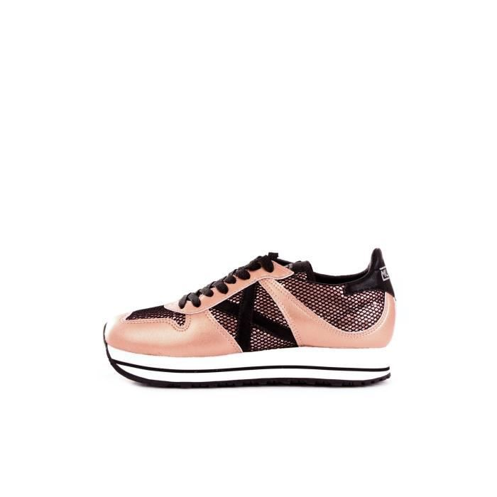 MUNICH 8810130 chaussures de tennis faible Femme ROSE