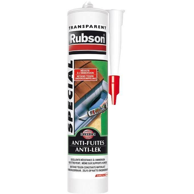 Mastic anti-fuites transparent - 280 mL
