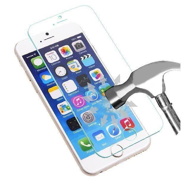 WOFALO® Film Verre Trempé Protection Iphone 6/ Iphone 6S