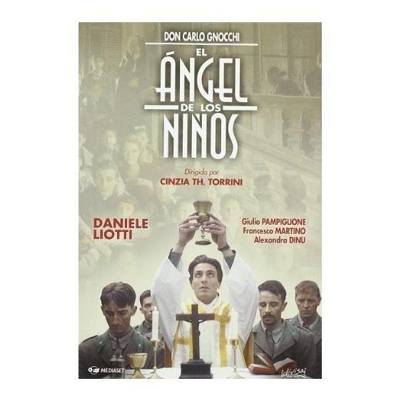 DVD FILM Don Gnocchi, L´Angelo dei bimbi (DON CARLO GNOCCHI