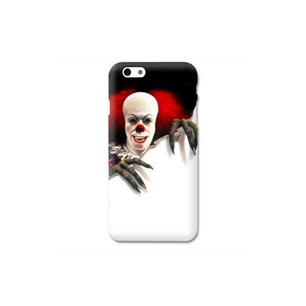 coque iphone 7 horreur clown blanc