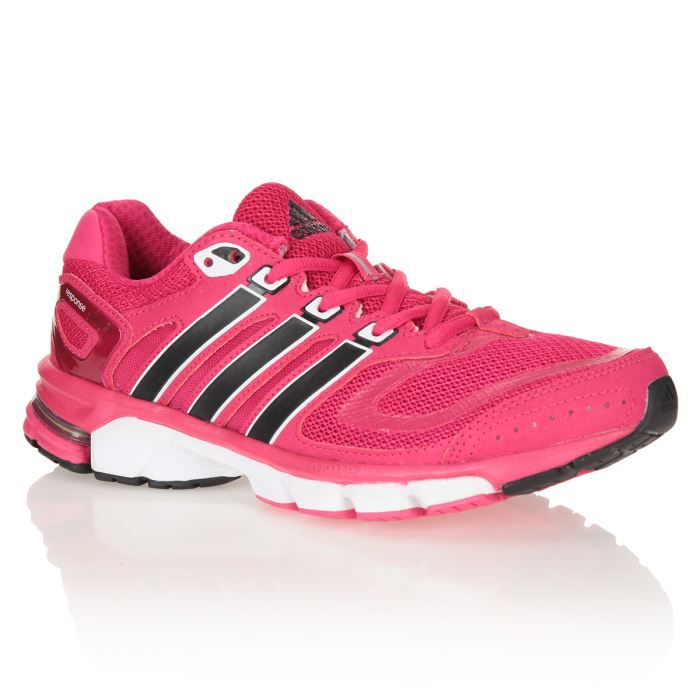 ADIDAS Chaussures Running Response Cushion 22 Femme - Prix ...