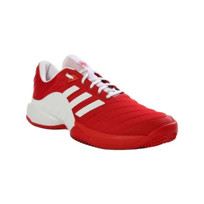 chaussures adidas homme rouge