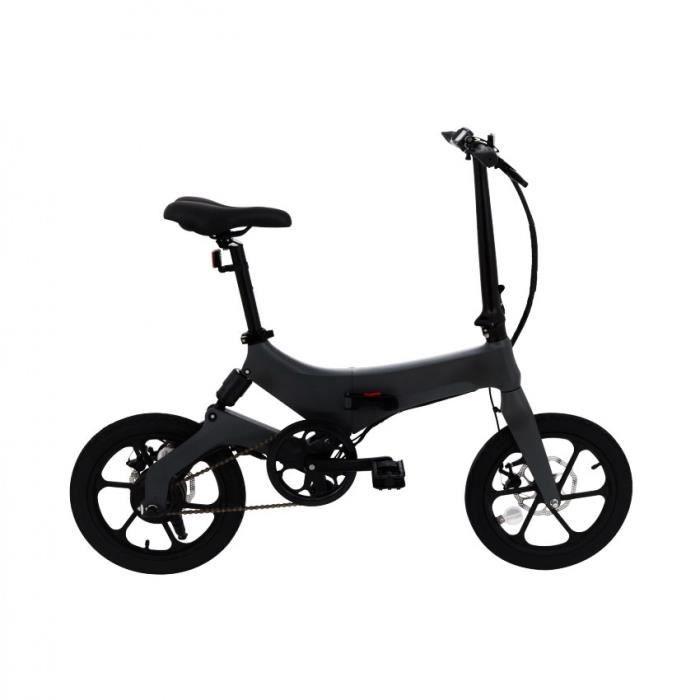 VÉLO ASSISTANCE ÉLEC MR E-BIKE Vélo Électrique - 50 kg - Noir