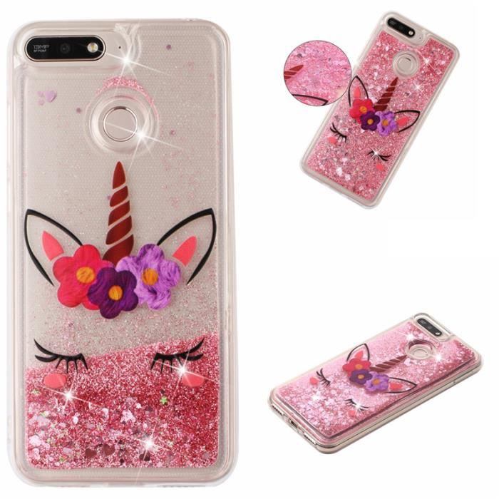 Coque Pour Huawei Y6 2018 5.7