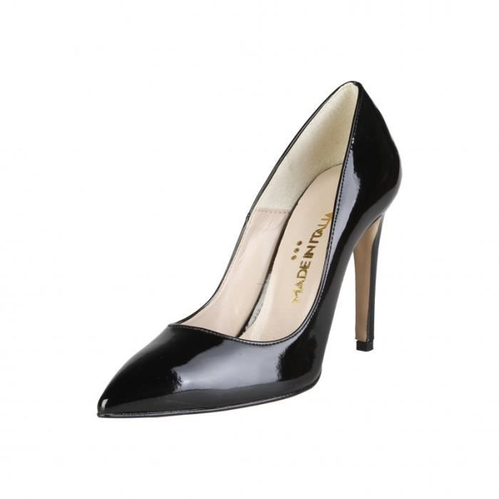 Richelieu - Made in Italia - Talons hauts pour Femme noir Made in Italia