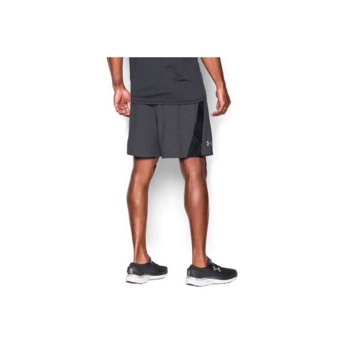 Under Armour Launch Woven 7 Short1253575-090 Homme