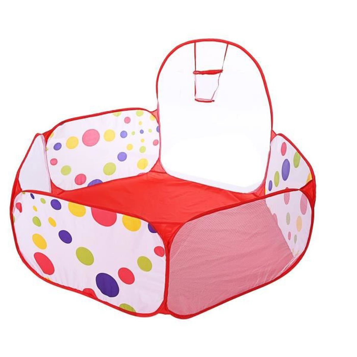 petite piscine balle pliable dehors pour enfant dessin. Black Bedroom Furniture Sets. Home Design Ideas