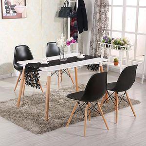 TABLE À MANGER SEULE Table à Manger pour 4-6 Personnes Style Scandinave