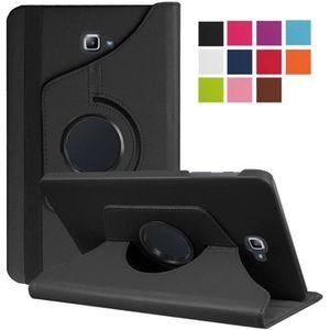 HOUSSE TABLETTE TACTILE Housse Samsung Galaxy Tab A6 10.1 - 360 Rotation É