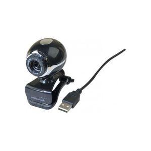 WEBCAM Webcam 350 Kpixels USB avec micro