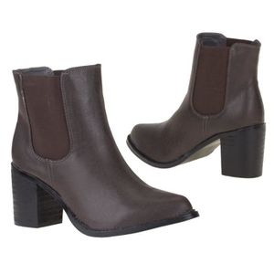 BOTTINE bottines femme bottes marron nouvelle collection p