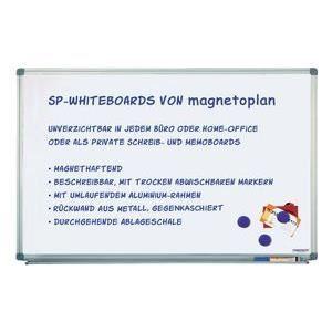 TABLEAU - PAPERBOARD magnetoplan tableau blanc SP, (L)900 x (H)600 m…