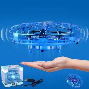 DRONE UFO Mini RC Drone avec Capteurs Gyro quadricoptère