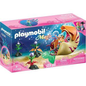 UNIVERS MINIATURE PLAYMOBIL 70098 - Magic Les Sirènes - Sirène avec
