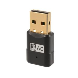 CLE WIFI - 3G XCSOURCE Mini Wifi USB Adaptateur 600Mbps Dongle s