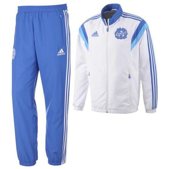 Marseille Adidas Survêtement Olympique de