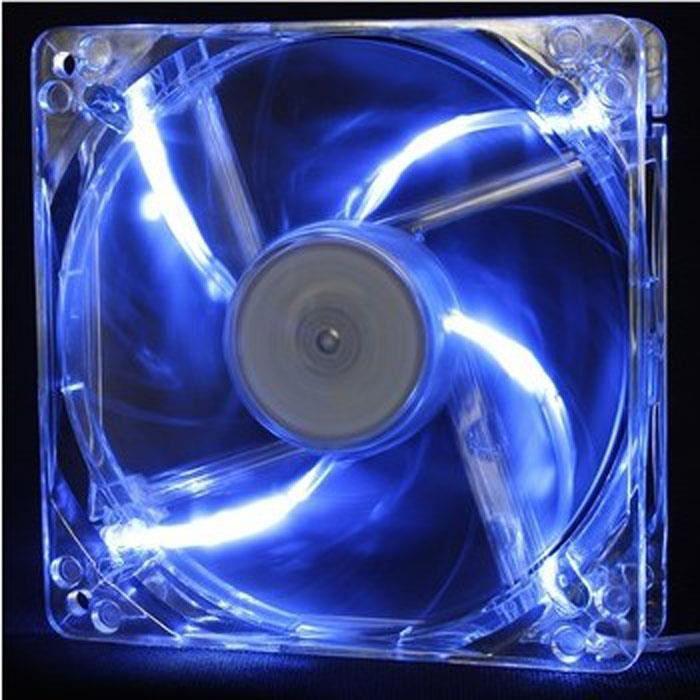 12cmx12cmx 2.5 cm nouveau 12025 3 12V ordinateur Pc Cpu silencieux ventilateur boîtier de refroidissement