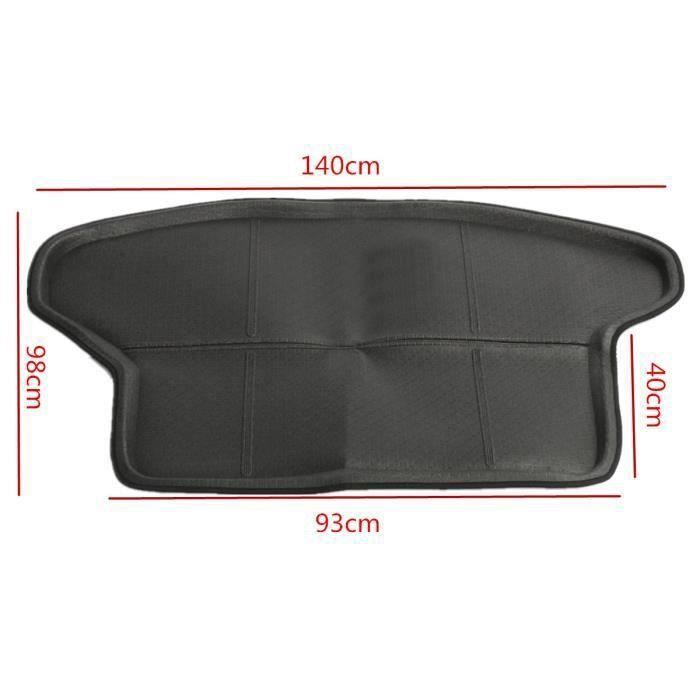 Pour Toyota Prius 2008-2012 Coffre Tailgate Coussin voiture Mat arrière Plateau Boot Liner Pad Honda Toyota Hyundai My19341 Mo33728