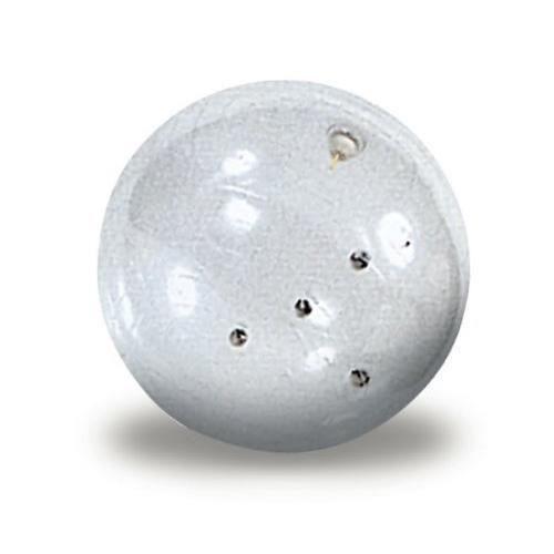 Gymnic Jinglin Ballon de Gymnastique Transparent Diamètre 55 cm - 96.98