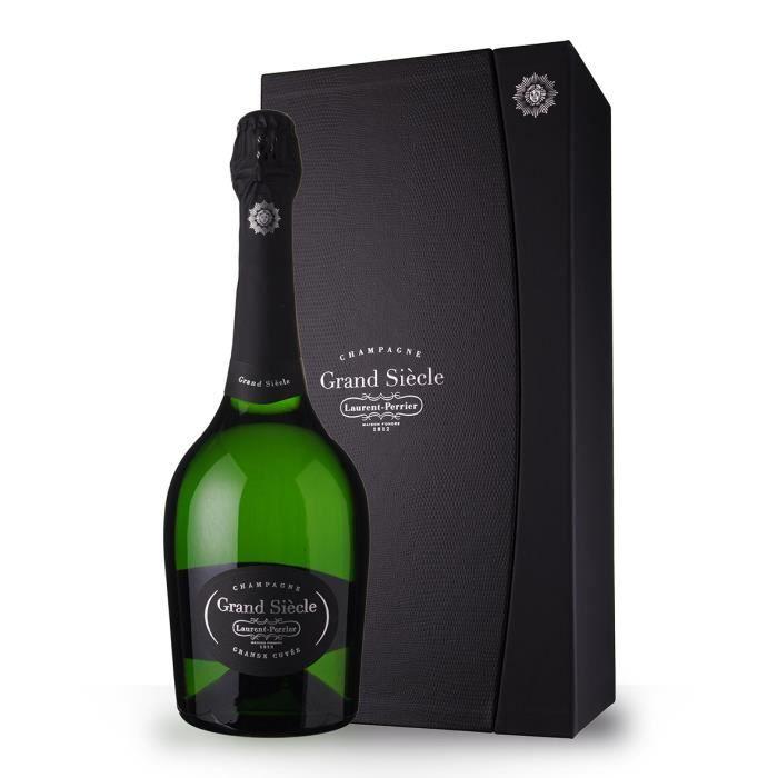 Laurent-Perrier Grand Siècle Brut 75cl - Coffret - Champagne