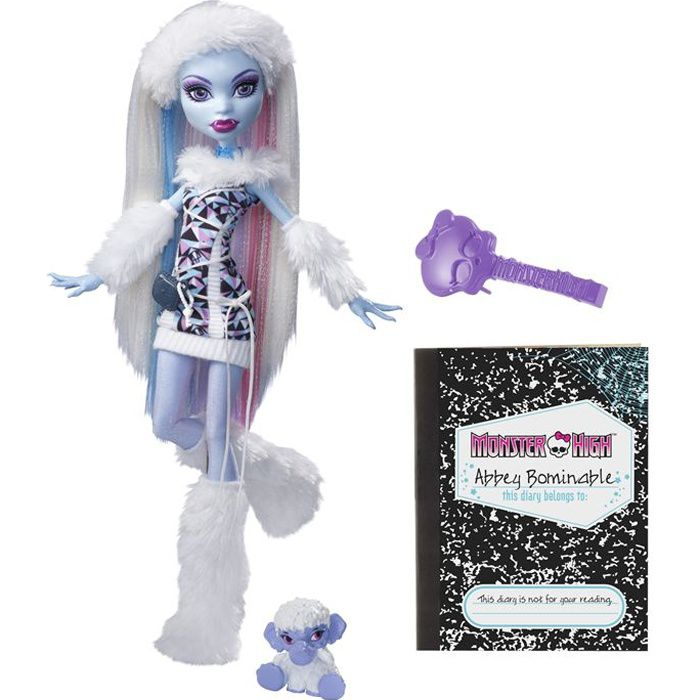 Poupée Monster High Abbey