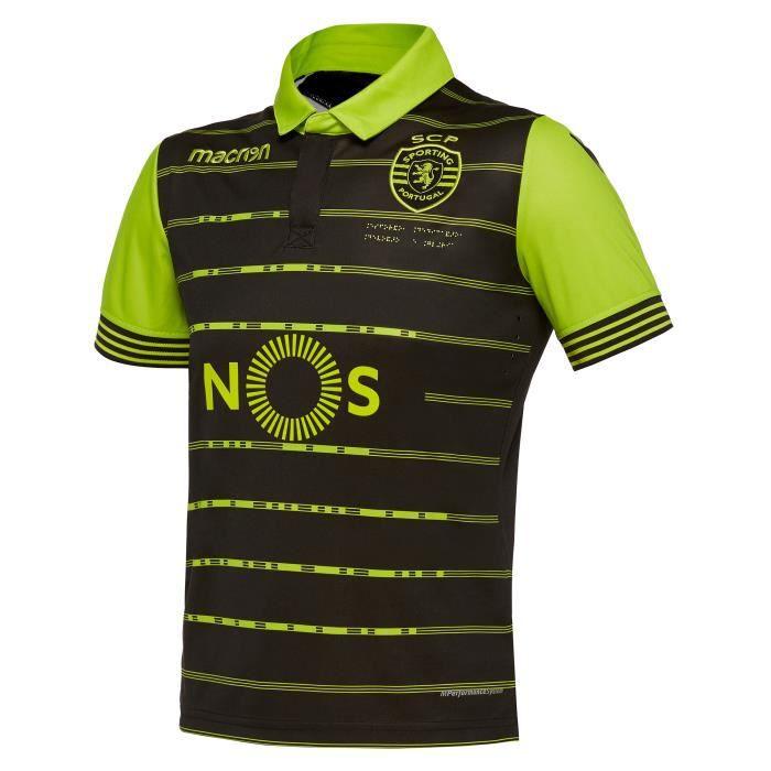 Maillot extérieur junior Sporting Portugal 2017-2018