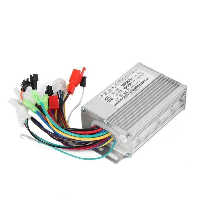 Contrôleur de véhicule électrique 36V-48V 350W (étiquette aléatoire)