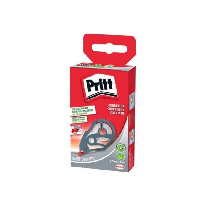 Pritt - Recharge de rouleau de correction - 4.2 mm x 14 m