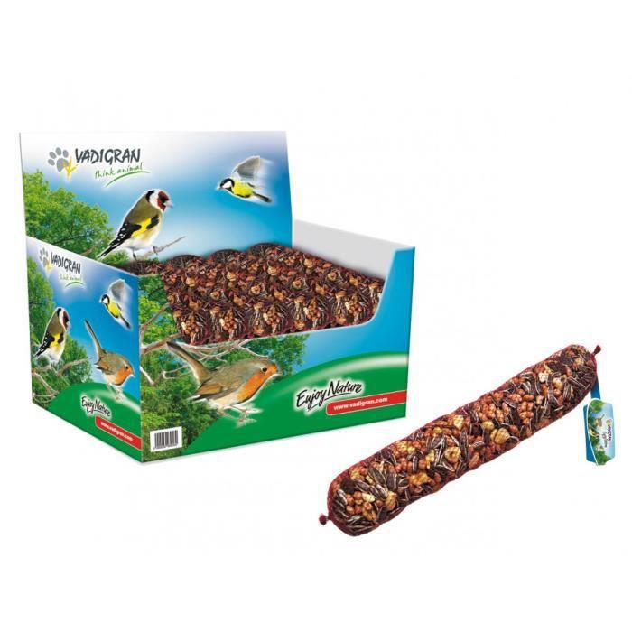 Filet graines diverse 350 gr pour oiseaux de la nature.-Vadigran 10,000000