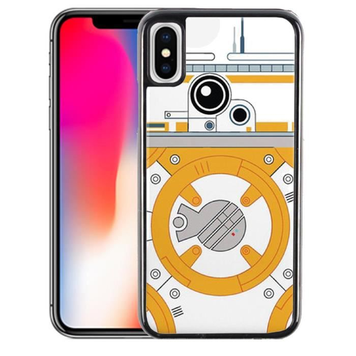 coque iphone x star wars