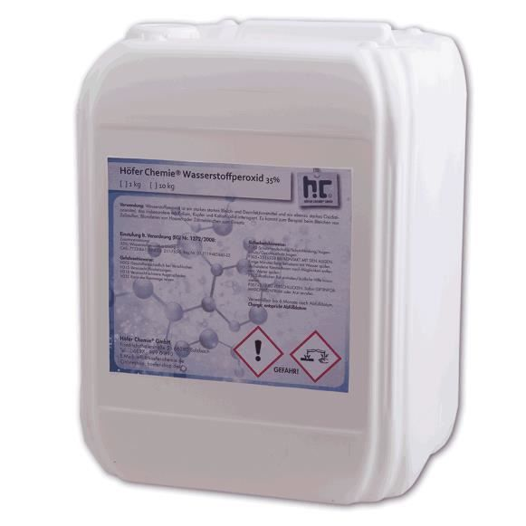1 x 20 kg peroxyde d 39 hydrog ne achat vente traitement for Peroxyde d hydrogene piscine