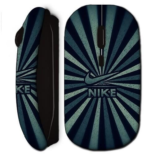 SOURIS Souris sans fil Nike Vintage Noire