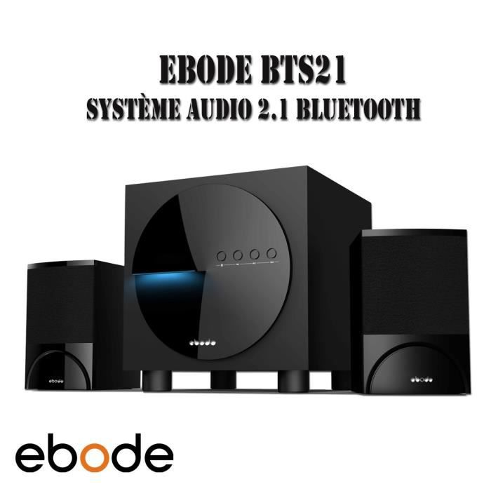 Syst me audio 2 1 bluetooth enceintes bluetooth avis et prix pas cher cd - Systeme audio bluetooth ...