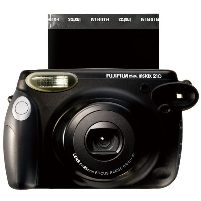 fujifilm instax 210 appareil photo instantan achat. Black Bedroom Furniture Sets. Home Design Ideas