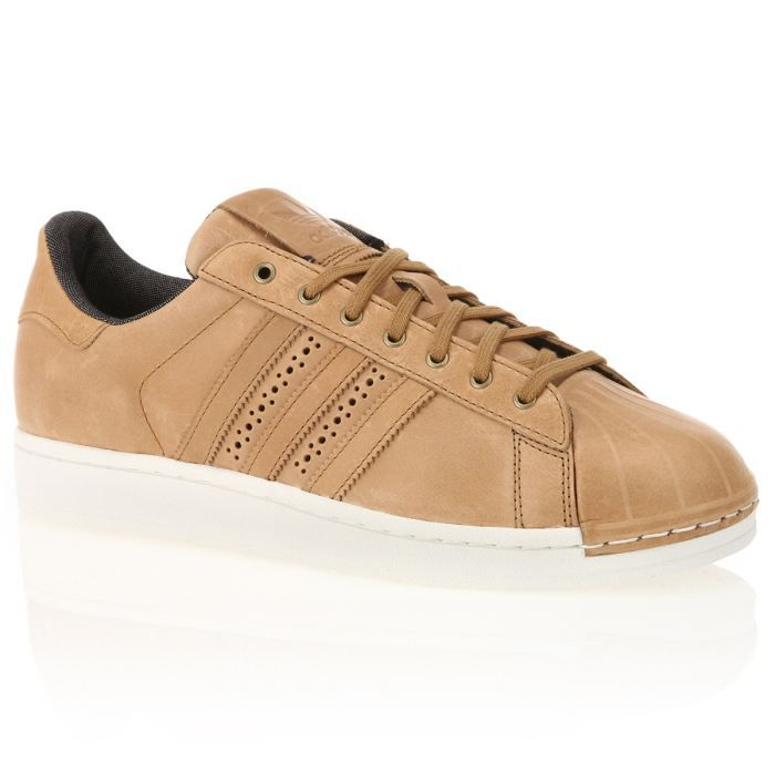 sneakers homme adidas camel