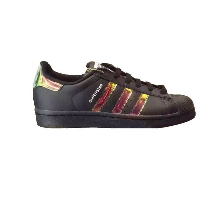 info for 3128a 7d187 Basket ADIDAS SUPERSTAR - Age - ADOLESCENT, Couleur - NOIR, Genre - Mixte