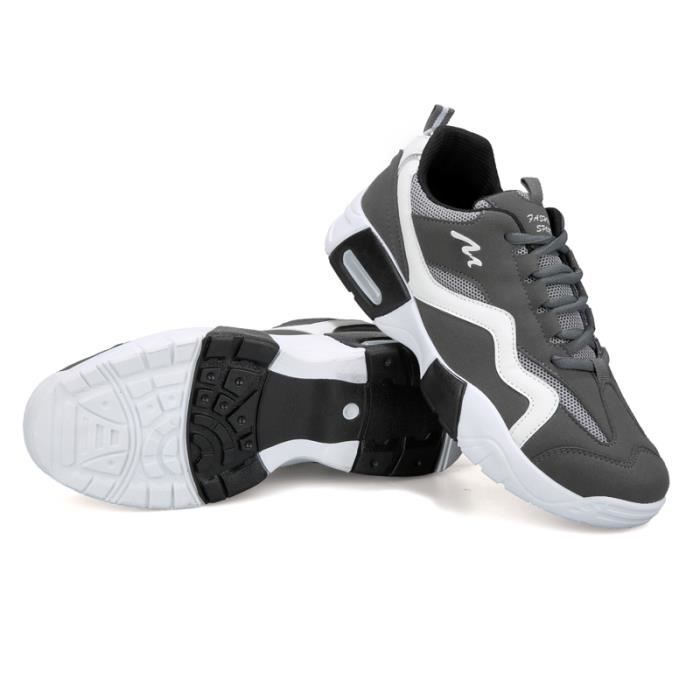 Baskets Occasionnels Respirante Chaussures Masculines Respirante Chaussures Ztgrn5shm