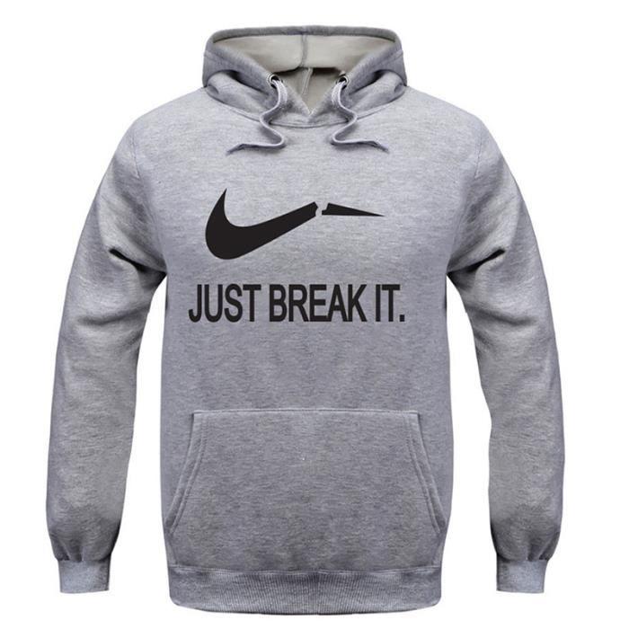Pull Homme Sweat shirt HommeSweat à capuche Homme imprimé Vêtement Masculin