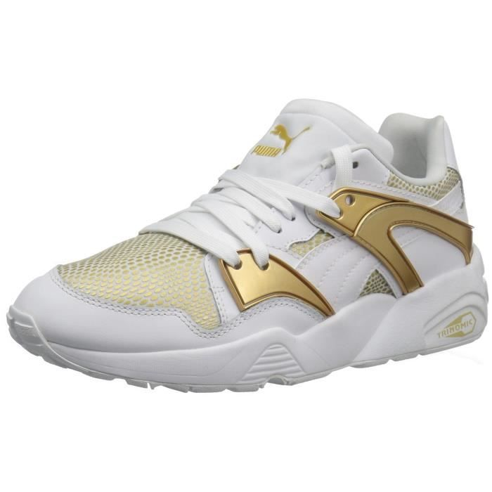 Puma baskets mode d'or flamme féminin CARS6